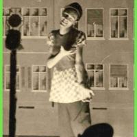 Großer Bunter Abend im Ziegelhof: Herbert May in einer seiner Solonummern.