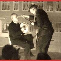 Großer Bunter Abend im Ziegelhof: Der Scherenschleifer von Herbert Heinrich und Gustav Kabusreuther.