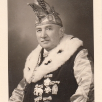 Ehrenpräsident Johann Gottmann.