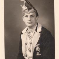 Kassier Walter Ramsperger.