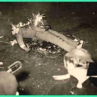 Zum Leitwesen aller wurde Prinz Karneval verbrannt.