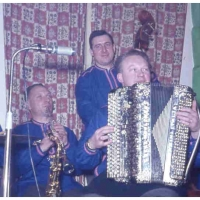 Bunter Abend im Schützen: Der Abend wurde musikalisch berieselt von der Haus- und Hof-Kapelle A. Lehle.