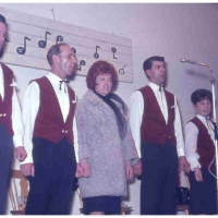 Bunter Abend im Schützen: Im Musikalischen Potpourri wurden eine Strauß bunter Melodien dargeboten.