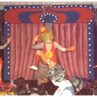 Narrenkonzerte im Konzil: Manege frei für das Zirkus-Ballett der Schneckenburg. Einstudiert von Inge Stöß.