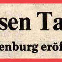 Fasnachtseröffnung im Ziegelhof: Südkurier-Bericht.