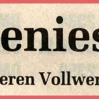 Narrenkonzerte im Konzil: Südkurier-Artikel.