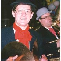Narrenkonzerte im Konzil: Die Clowngruppe mit Rudi Deutinger und Oskar Bürger.