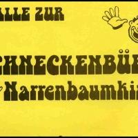 Schmutziger Donnerstag: Narrenkirmes während dem Narrenbaumstellen auf dem Gottmannplatz.