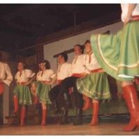 Narrenkonzerte im Konzil: Ungarischer Csardas. Dargeboten vom Schneckenburg-Ballett.