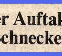 11.11. in der Handwerkskammer: Zeitungs-Bericht.