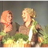 11.11. in der Handwerkskammer: Petershäusler Wochenmarkt mit Elli Bischoff und Helga Matheis.