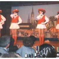Narrenkonzerte im Konzil: Die Schneckenburg-Garde unter der Leitung von Ingrid Schafheitle. Einstudierung: Karin Förster.