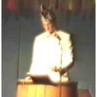 11.11. in der Handwerkskammer: Büttenrede mit Rolf Reisacher als Ehrengast. Text Uwe Fiedler.