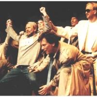 Narrenkonzerte im Konzil: Es tanzten mit: Norbert und Uwe Fiedler, Ekkehard Moser, Michael Mundhaas, Dirk Mutter, Hans-Peter Pfundstein, Rolf Reisacher und Jürgen Stöß.