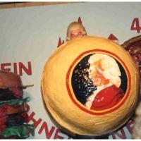 11.11. in der Handwerkskammer: Es tanzten mit: Norbert und Uwe Fiedler, Ekkehard Moser, Dirk Mutter, Armin Ott, Rolf Reisacher und Jürgen Stöß.