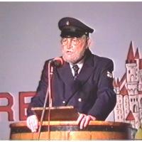 11.11. in der Handwerkskammer: Paul Bischoff als der letzte Rheinfähre-Schiffle-Kapitän.