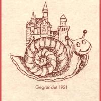 70 Jahre Schneckenburg: Teil der offiziell Festschrift.