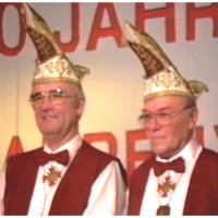 11.11. in der Handwerkskammer: Die Jubilare Ludiwg Degen und Alex Volz.