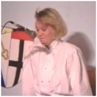 11.11. in der Handwerkskammer: Mit dabei war auch Jurymitglied Karin Ott.