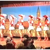 Narrenkonzerte im Konzil: Die Schneckenburg-Garde unter der Leitung von Karin Ott.
