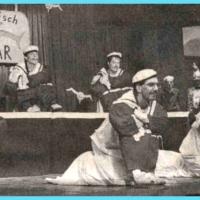 Narrenkonzerte im Konzil: In der Haifisch-Bar hielt sich das Männerballett der Schneckenburg gerne auf.