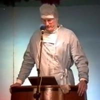 11.11. in der Linde: Der Chirurg Rolf Reisacher schneidet auf.