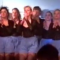 11.11. in der Linde: Es tanzten mit: Yvonne Brasser, Melanie Greis, Kirsten Petschkuhn, Stefanie Röhrig, Tanja Saile, Julia Traub, Martina Trimpl und Angelika Wisbar.