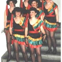 Narrenkonzerte im Konzil: La Cucaracha mit dem Schneckenburg-Ballett unter der Leitung von Karin Ott.