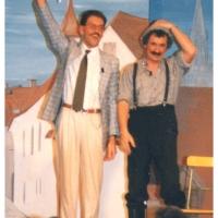 Narrenkonzerte im Konzil: Präsidentensorgen mit Ekkehard Moser und Jürgen Stöß.