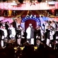 Bunte Abende im Konzil: Der Fanfarenzug unter der Leitung von Jürgen Röck eröffnet der Abend.