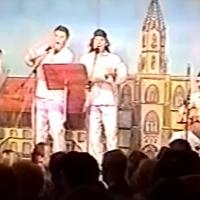 11.11. in der Linde: Die Sing Sing Singers. Es wirkten mit: Marianne Traub, Uwe und Norbert Fiedler, Michael Krause. Emanuel Nabholz und Martin Reister.