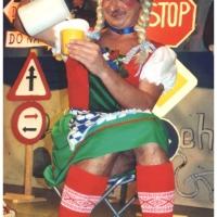 11.11. in der Linde: Und das Radkäppchen Ekkehard Moser.