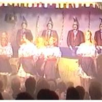11.11. in der Linde: Das Ballett der Schneckenburg unter der Leitung von Karin Ott als Piraten der Südsee.