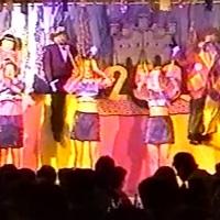 11.11. in der Linde: Es tanzten mit: Melanie Greis, Nicole Hagelstange, Kirsten Petschkuhn, Sabrina Quintus, Steffi Röhrig und Tanja Saile.