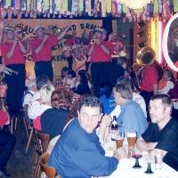 11.11. in der Linde: Zum Abschluß des Abends die Clowngruppe.