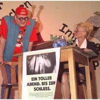 11.11. in der Linde: Führerschein ade. Sabine Schieß und Huber Weber bei der medizinisch-psychologischen Untersuchung.