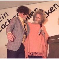 11.11. in der Linde: Begleitet durch Konrad Kraus an der Gitarre.
