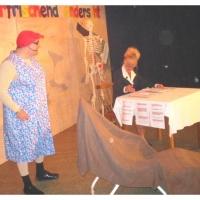 11.11. in der Linde: Besuch beim Psychologen mit Sabiene Schieß und Hubert Weber.