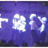 """11.11. in der Linde: """"Thriller"""" mit der Tanzgruppe """"Just for Fun"""" unter der Leitung von Ute Hofmeier."""
