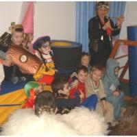 Schmutziger Donnerstag: Befreiung des Bruder-Klaus-Kindergarten.