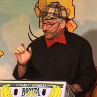 11.11. in der Linde: Gernot Bruderhofer, der Sherlock Holmes vom Bodensee.