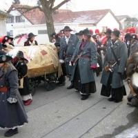Hegau-Bodensee-Umzug in Hilzingen: Nun ging es gleich los.