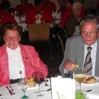 80. Geburtstag von Paul Bischoff: Hier mit seiner Frau Elli.