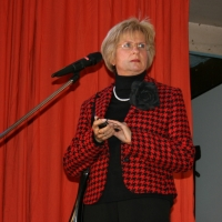 11.11. in der Linde: ... Birgit Pfundstein ...