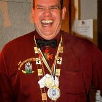 Partynacht an Fasnachtssamstag im Konzil: Organisator Axel Zunker war zufrieden.