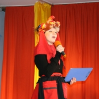 11.11. in der Linde: ... Anna Deutinger ...