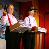 11.11. in der Linde: Das Textkistle mit Birgit Pfundstein und Dagmar Hohensteiner.