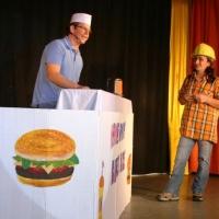 11.11. in der Linde: Der Hamba-Wamba-Weggi Burger.
