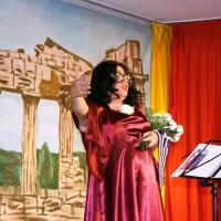 11.11. in der Linde: Robert Welti besang die weissen Rosen aus Athen.