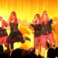 """11.11. in der Linde: Das Schneckenburg-Ballett """"Girls United"""" unter der Leitung von Ute Hofmeier und Sonja Lohrer."""